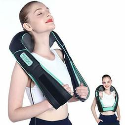 Atsuwell Shiatsu Neck and Shoulder Massager with Heat Hands