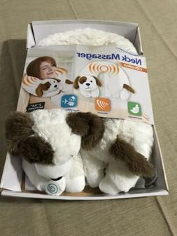 Health Touch Dog Neck Massager With Vibration
