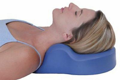 chiropractic cervical traction neck pillow massage