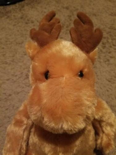 Health Moose Soft Animal Toy 16in