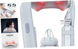 Naipo oCuddle™ Neck and Back Massager with Adjustable Stra