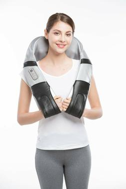NEW Shiatsu Back Shoulder and Neck Massager with Heat - Deep