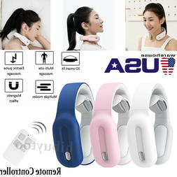 Smart Electric RC Neck Heating Massager Heating Pain Relief